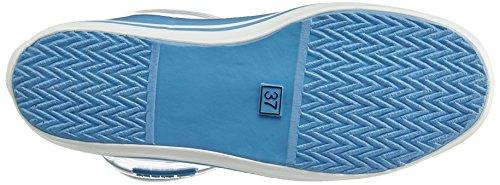 Aigle Malouine Bleu Pluie Onde Femme Bottes de BT C1W6qC