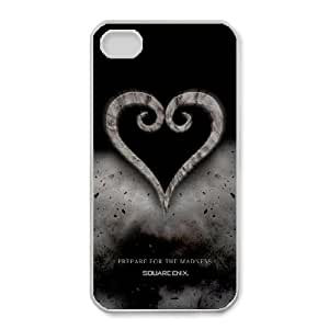 iphone4 4s Phone Cases White Kingdom Hearts DTG170008