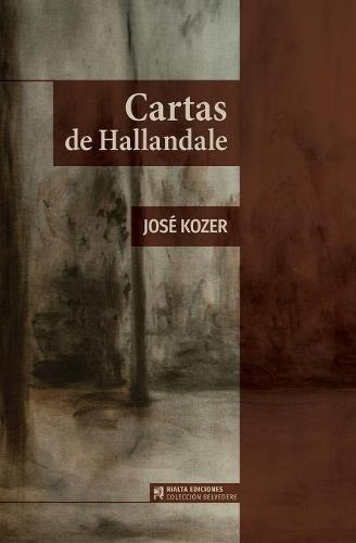 Cartas de Hallandale (Colección Belvedere) (Spanish Edition)