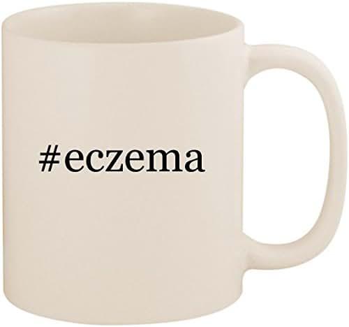 #eczema - 11oz Ceramic Coffee Mug Cup, White