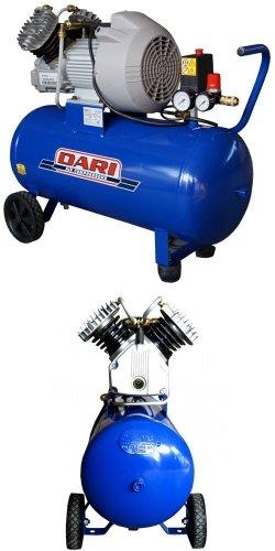 Compresor de pistón compresor de aire comprimido dari 350 – 50 – ölgeschmiert