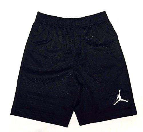 Price comparison product image Little Boys Jordan Mesh Athletic Shorts Black Size 6