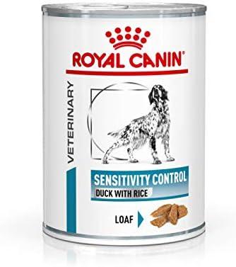 ROYAL CANIN Veterinary Diet Sensitivity Control Perros Sabor Pato