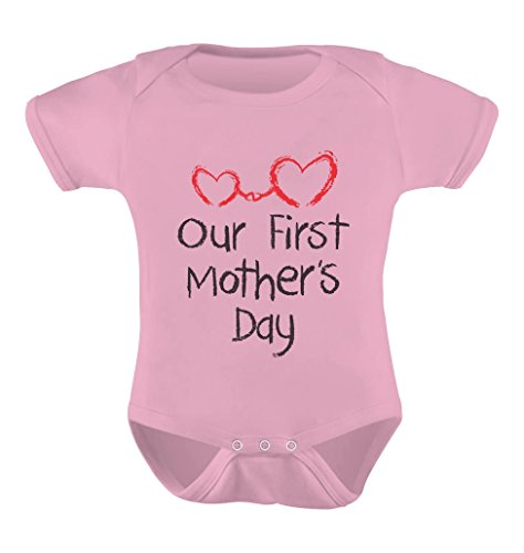 Our First Mother's Day Infant Bodysuit