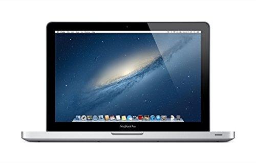 Apple MacBook Pro MD101LL/A - 13.3in Notebook (Intel Core i5, 8GB RAM, 500GB HD) (Renewed) ()