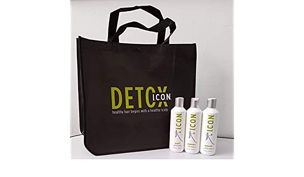 ICON PACK DETOX HIDRATANTE (con bolsa regalo) (Shift 250ml+Energy 250ml+Awake 250ml): Amazon.es: Salud y cuidado personal