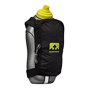 Nathan SpeedDraw Plus Flask, Black, One Size