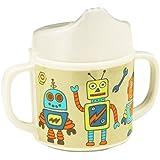 Sugarbooger Sippy Cup, Retro Robot