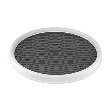 Copco 2555-0190 Non-Skid Cabinet Turntable, 12-Inch