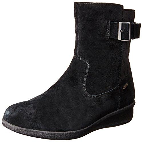 AR Suede Women's Linda Black Boot Aravon 0XqEAwTX