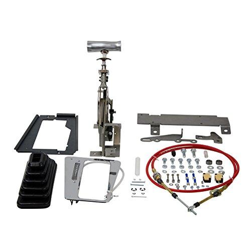 - B&M 80694 Console MegaShifter Automatic Shifter