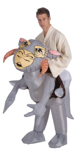 Star Wars Adult Inflatable Tauntaun Costume, Multi, Standard