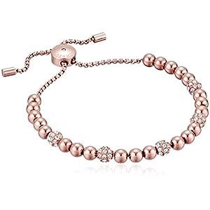 Michael Kors Women's Pave Beaded Slider Bracelet