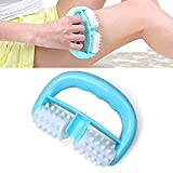 SYOOY Fascia and Cellulite Blasting Massage Roller Body Therapy Massager with Handle