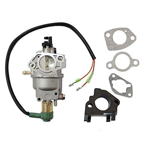 Lumix GC Insulator Air Intake Gaskets Carburetor For All Power America Steele Gentron Generator Carburetor Assembly JF390-I-04B