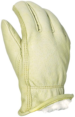 Apollo Performance Gloves Work Glove, Leather Drivers