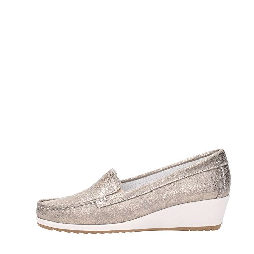 ENVAL SOFT 79336/00 Mocasines Mujer TAUPE 36