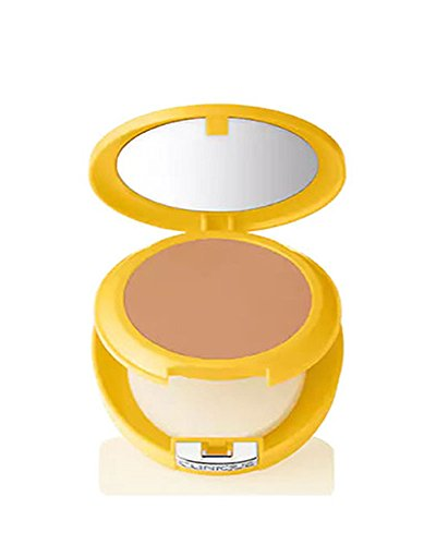 Clinique Sun SPF 30 Mineral Powder Medium for Women, 0.33 Ounce