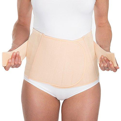 UpSpring Baby Shrinkx Belly Postpartum Belly Wrap Small/Medium Nude