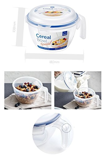 The 8 best cereal bowls with lids