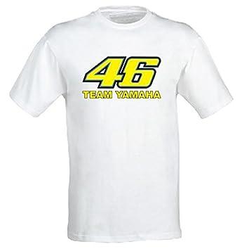 Valentino Rossi T Shirt Unisex Motorrad Bike Team Yamaha Racing