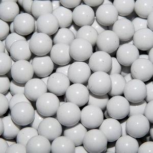 SAC DE 25 KILOS BILLES BLANCHES de 0.20gr SHOOT AGAIN 5.95 +/- 0.01 mm soit 125 000 billes