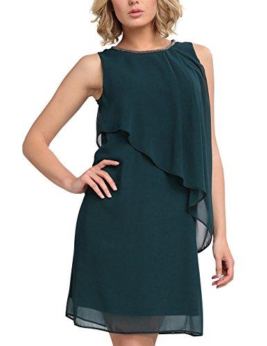 Donna Verde Smaragd APART Smaragd Vestito Fashion 07xSaS