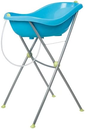Bebe Confort Baignoire Ergonomique Avec Support Bleu Amazon Fr Bebes Puericulture