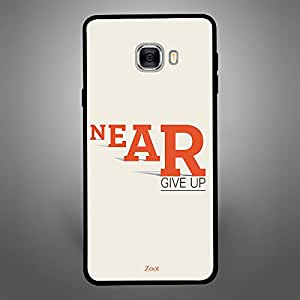 Samsung Galaxy C7 Never Give Up