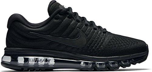 Gris Black Noir Max Homme Schwarz Course de black 2017 Nike Air black Chaussures BW16qWA0