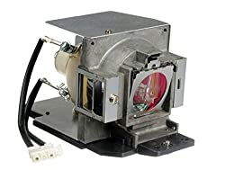Mx763 Benq Projector Lamp Replacement Projector Lamp Assembly With Genuine Original Philips Uhp Bulb Inside