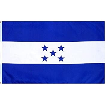 Amazoncom Honduras Flag X NEW Polyester X National Banner - Honduran flag