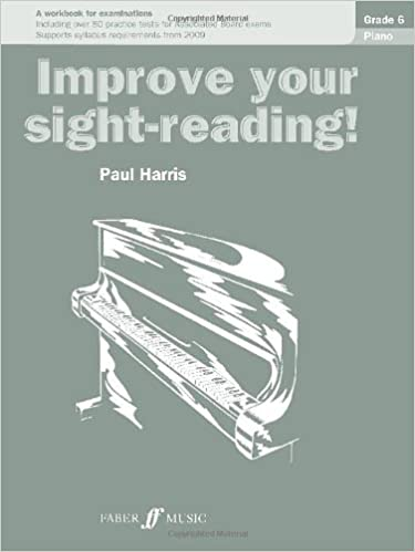 Book Piano: Grade 6 (Improve Your Sight-reading!)
