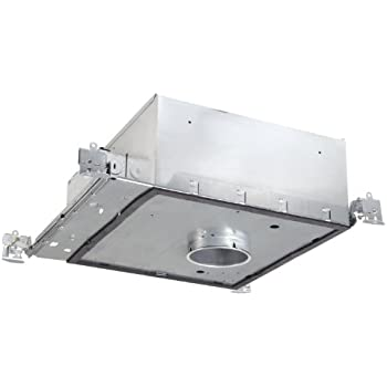 elco lighting el55ica 5 airtight ic shallow housing recessed light