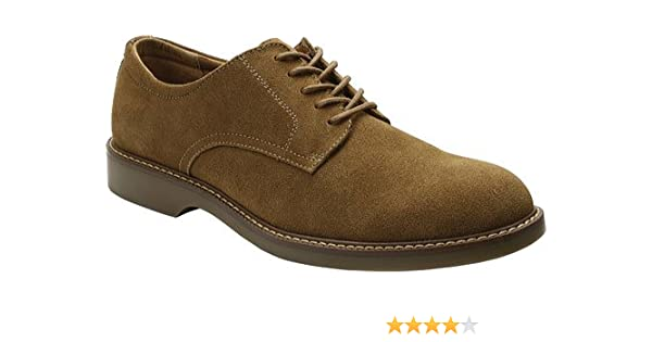 Men IZOD CHAD BROWN Two-Tone Lace-Up Oxfords Dress Shoes