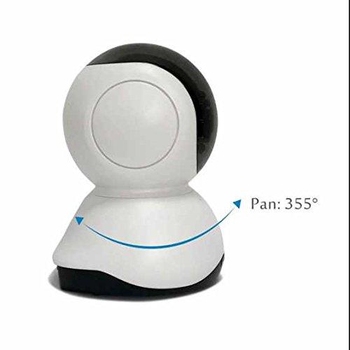 HD ip kamera Alarmanlagen Überwachungskamera Remote-Wiedergabe Detektor Bewegungen Und Sounds ,fernsteuerbar,Drahtlose Wifi ip kamera Alarmanlagen mit Bewegungserkennung Infrarot Nachtsicht (Colour2)