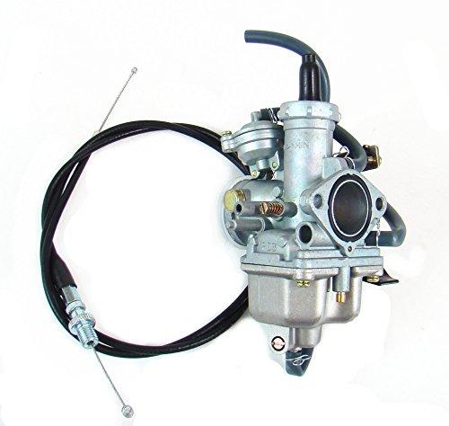 Carburetor Throttle Cable - 9
