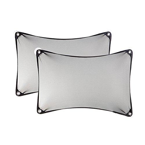 Dreambaby Adjusta-Car Shade Stretch-It, Shape-It, Fit-It (2 Pack)