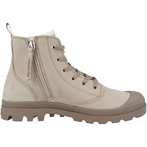 Gray Zip Wl Hi moonrock 071 Feather 95982 Femme Pampa Botines Palladium t075xwq