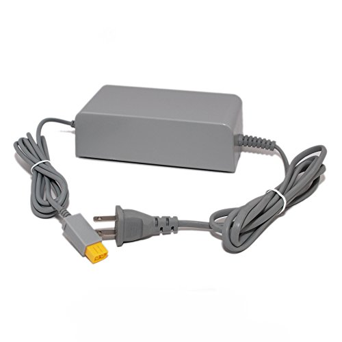 Xtenzi New Power Supply Universal 100 -C 240V AC Adapter for Wii U Console US
