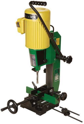 Woodtek 138224, Machinery, Mortisers, 1hp Bench Top Mortiser 120/230v by Woodtek