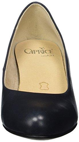 Caprice 22309, Zapatos de Tacón para Mujer Azul (Navy Nappa)