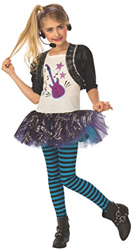Rubie's Opus Collection Rock Star Girl Costume,