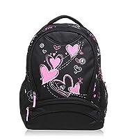 Hynes Eagle Sweetheart Pattern Backpack