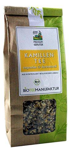 Kamillen Tee - Bio, Kräutertee lose (1 x 50 g)