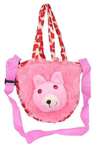 Envie Faux Fur Multi Coloured Zipper Closure Sling Bag  Amazon.in  Shoes    Handbags 9fe1c91c5958c