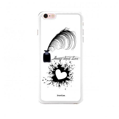 Coque + Verre Trempé pour iPhone 6/6S SmartCase® ALWAYS ABOUT LOVE