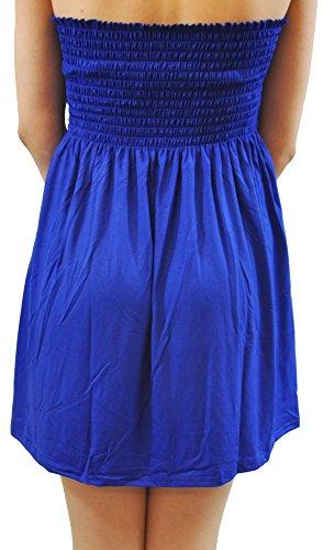 Tye PICKLE Aztec CHOCOLATE Royal Sheering Dye Womens Blue New Tube Printed Boob Skull Paisley Tops X1txqqwdp
