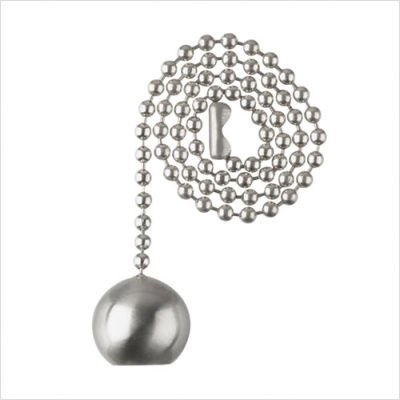Westinghouse 77218 Pull Chain with Ball Old Chicago Finish by Westinghouse