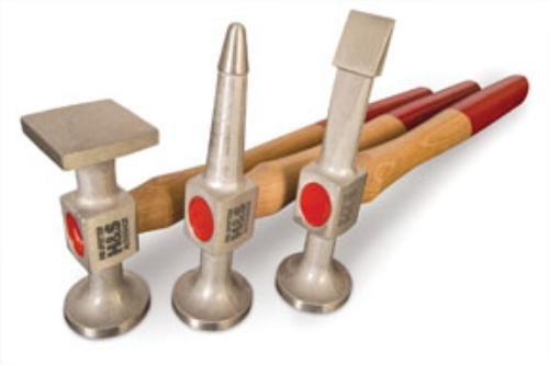 3pc Aluminum Hammer Set - 7803 by H & S Autoshot
